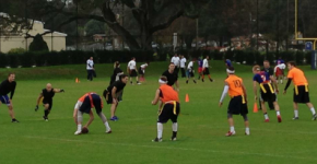 5th Annual 5 vs 5 Flag Football Tournament
